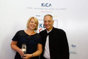 HILTON WINNERS TAKE TWO AT THE KENT CARE AWARDS