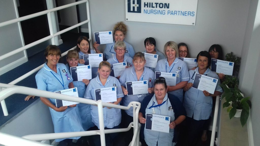 Hilton Nursing Partners' employees demonstrate commitment ...