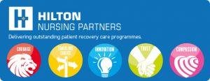 VALUES HELP HILTON NURSING PARTNERS GROW